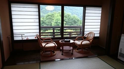 旅館みやま風景